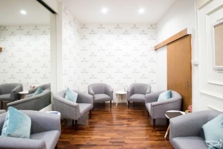ภาพแสดงภายใน The Clover clinic
